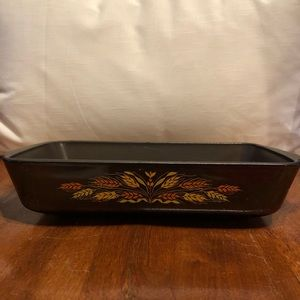 VTG Wear Ever 5 x 9 American wheat Loaf Pan, EUC